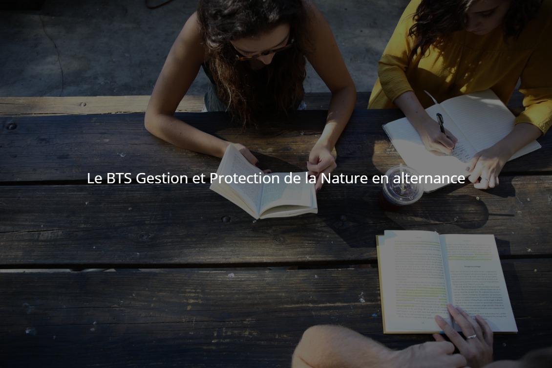 BTS Gestion et Protection de la Nature
